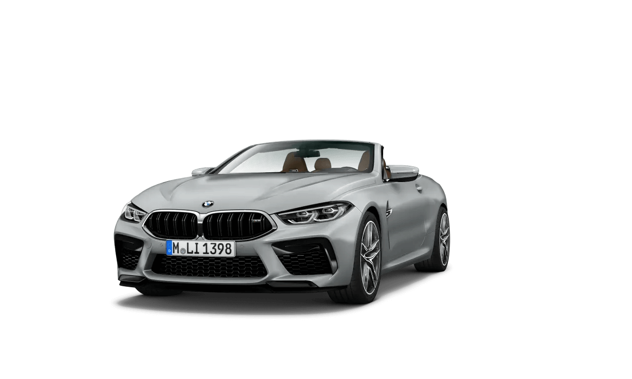 BMW M8 КАБРІОЛЕТ