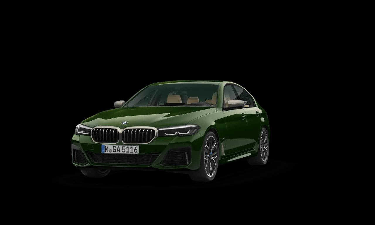 BMW M550i xDrive Седан.