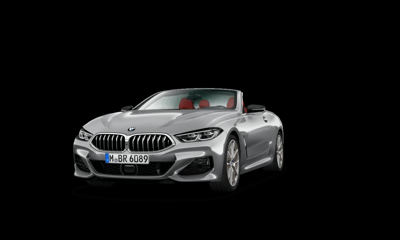 BMW M850i xDRIVE КАБРІОЛЕТ