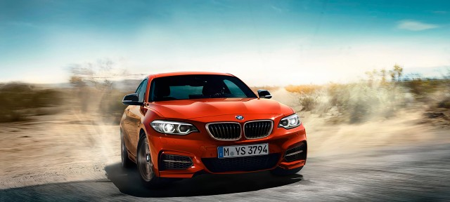 BMW 2 СЕРІЇ COUPÉ.