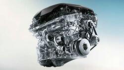 2,0-літровий 4-циліндровий бензиновий двигун BMW TwinPower Turbo.