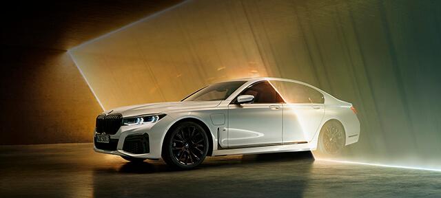 ПОДКЛЮЧАЕМЫЙ ГИБРИД BMW 745E