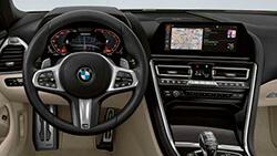 Приладова панель BMW Live Cockpit Professional