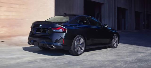 BMW M240i xDRIVE COUPE – ОСОБЛИВОСТІ.