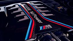8-циліндровий бензиновий двигун BMW TwinPower Turbo.