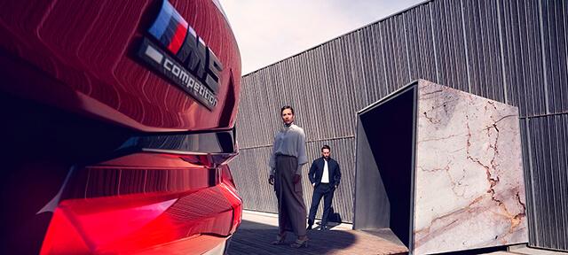АВТОМОБІЛІ BMW M5 СЕДАН: МЕРЕЖЕВА ІНТЕГРАЦІЯ ТА СИСТЕМИ ДОПОМОГИ ВОДІЄВІ.