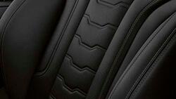 Цільна шкіряна обробка 'Merino' BMW Individual