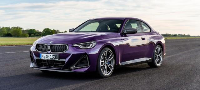 Новый BMW 2 серии Coupe: следующая глава в истории компактных спорткаров BMW.