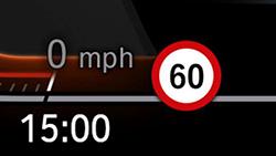 Manual Speed Limit Assist.