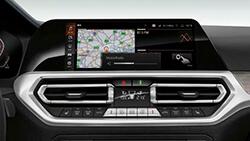 Система управління жестами BMW.