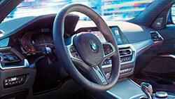 Адаптивне спортивне рульове керування.
