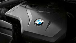 4-циліндровий бензиновий двигун BMW TwinPower Turbo.