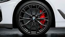 20-дюймові легкосплавні диски BMW M Performance Double-Spoke 669 M.