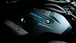 BMW 530e.