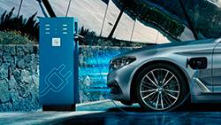 BMW Charging.