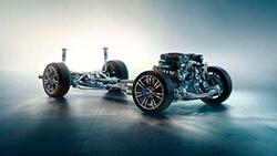 Технологія м'якого гібрида у BMW 5 серії Седан G30.