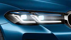 Фари з лазерною технологією BMW Laserlight.
