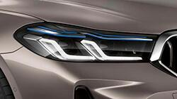 Лазерные фары BMW Laserlight.