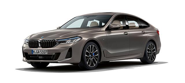 ДИЗАЙН BMW 6 СЕРИИ GT.