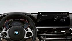 Приборная панель BMW Live Cockpit Professional.