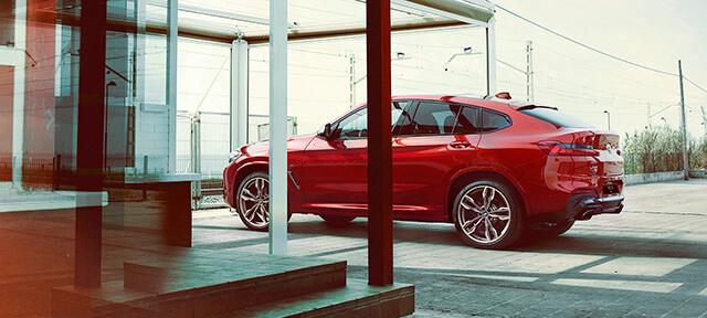 Дизайн BMW X4
