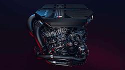 Высокоэффективный 6-цилиндровый бензиновый двигатель TwinPower Turbo.