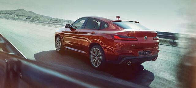 РІШУЧЕ НОВИЙ BMW X4.