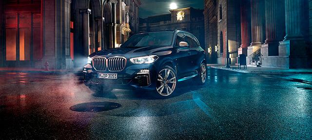 ОСНОВНІ ХАРАКТЕРИСТИКИ BMW X5 M50i ТА BMW X5 M50d.