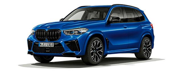 BMW X5 M COMPETITION – ОСОБЛИВОСТІ ДИЗАЙНУ.