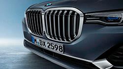 Решітка радіатора BMW
