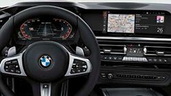 BMW Live Cockpit.