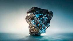 6-цилиндровый бензиновый двигатель BMW TwinPower Turbo.