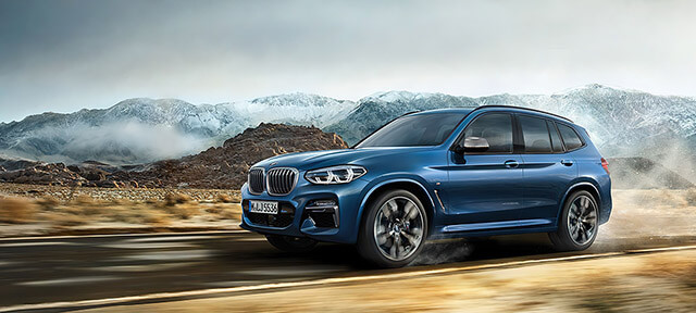 BMW X3 ОТ 1 371 000 ГРН.*