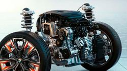 BMW TwinPower Turbo 4-циліндровий бензиновий двигун.
