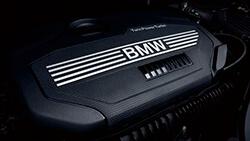 BMW TwinPower Turbo 4-циліндровий дизельний двигун.