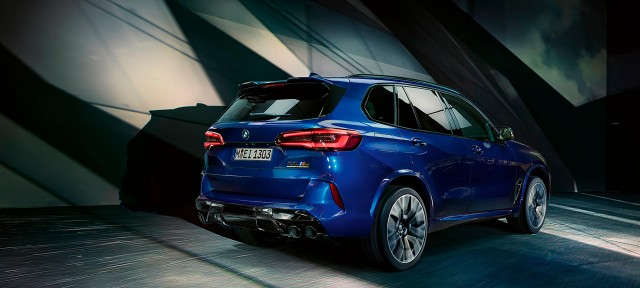 THE X5 M