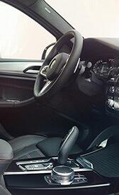 ІНТЕР'ЕР BMW X4.
